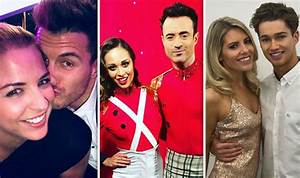 Strictly Come Dancing couple admit nerves as they reunite ...