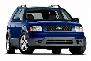 2006 Ford Freestyle Pictures  History  Value  Research  News