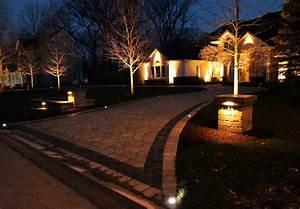 Landscape lighting led lights beyond the spotlight