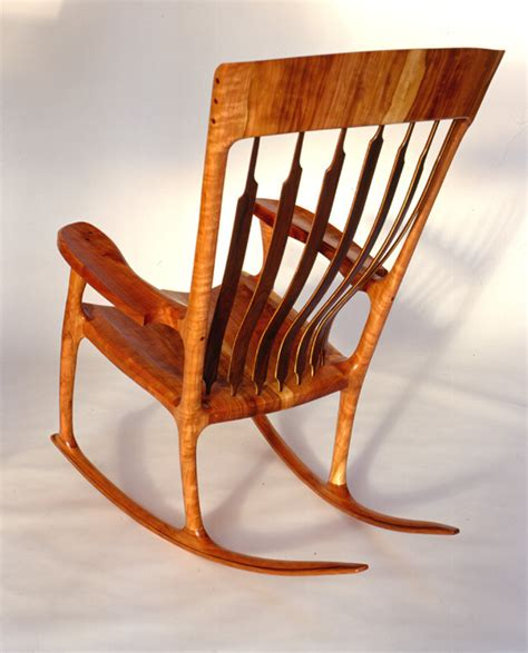 the world s most comfortable rocking chair magor