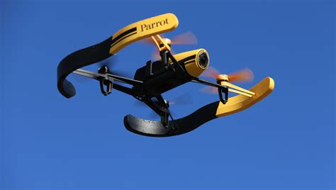 parrot positions  consumer drones   modeling mapping  agricultural  techcrunch