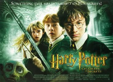 Harry Potter And The Chamber Of Secrets (film) Wikipedia