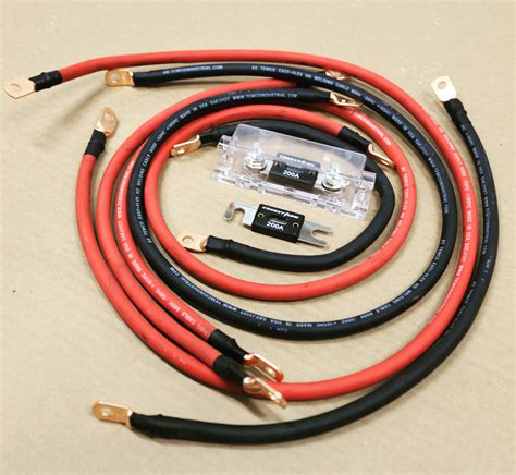 Ultimate Power Cable Upgrade