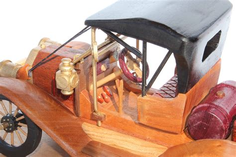 woodworking plan  building  classic  ford model