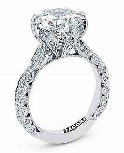 this but with a halo around the center stone perfection With how much are tacori wedding rings