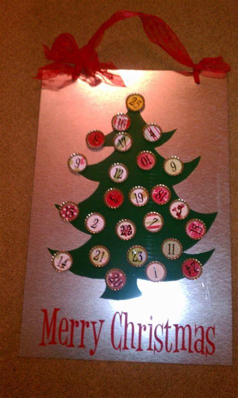 98 best christmas crafts images on pinterest bottle cap