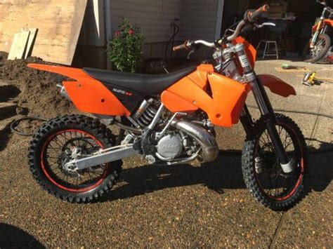 1998 Ktm Exc For Sale On 2040-motos