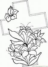 Kreuz Holidays Coloringpages101 sketch template