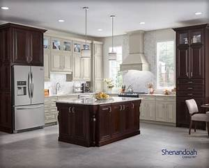 shop custom cabinets at lowe39s With best brand of paint for kitchen cabinets with custom monogram stickers
