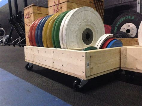 diy rolling weight trays olympic weightlifting coach barbell club  tampa florida diy