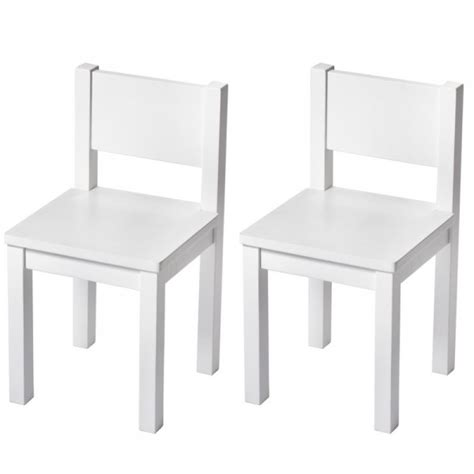 chaise montessori chaise bebe enfant blanc bois massif montessori