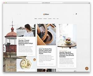 40 Best Clean & Minimal WordPress Themes For Agency ...