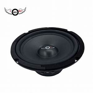 8 Inch 400w Car Speakers 4 Ohm Impedance Bass Speaker For