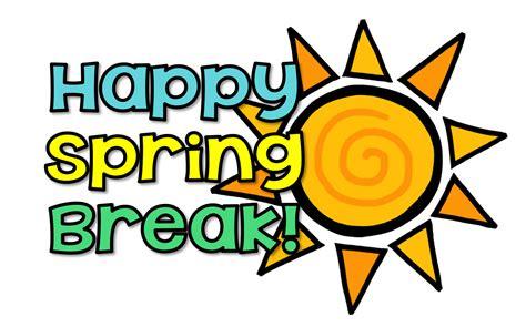 spring break clip art clipartioncom