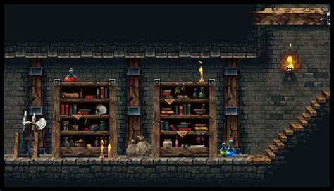 environment platformer asset pack castle  despair