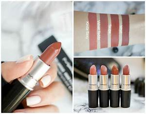 MAC Taupe Lipstick - THIRTEEN THOUGHTS