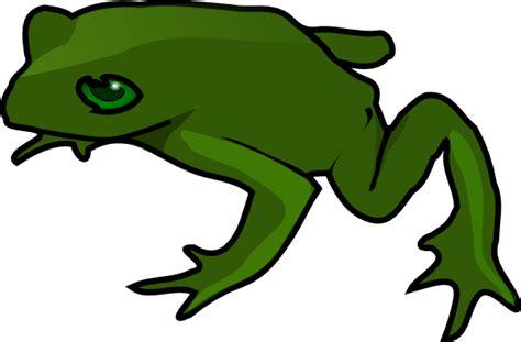 Clipart Frog Frog Clip At Clker Vector Clip