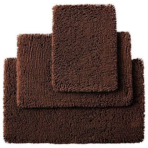 jcpenney bath rugs studio chunky chenille bath rugs jcpenney joannepezzu