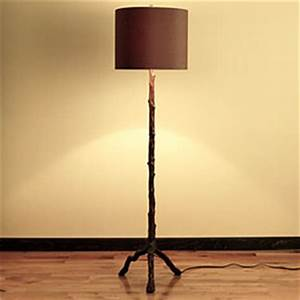 It39s knot wood november 2006 for Z gallerie twig floor lamp