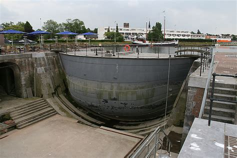 Boat Dock Gates by Caisson Lock Gate