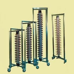 plates  mm vertical collapsible mobile plate holder rack tt bu