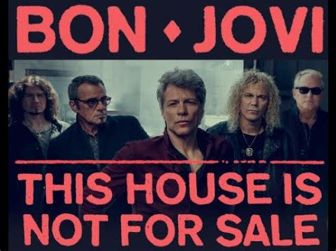 Bon Jovi  The Making Of The Video  This House Is Not For