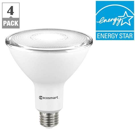 led light daylight ecosmart 90w equivalent daylight par38 dimmable led flood