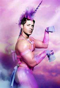 Searched Jensen Ackles Unicorn Was Not Disappointed