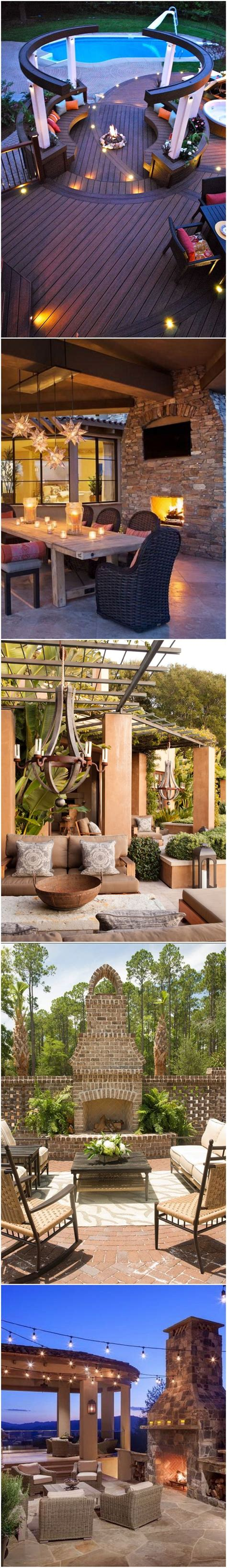 Gorgeous Outdoor Spaces by Gorgeous Outdoor Living Spaces And Outdoor Lighting Ideas