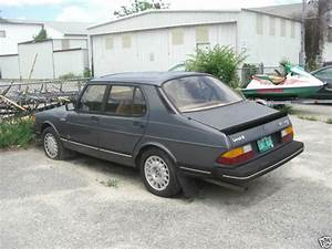 1985 Saab 900 Parts Parting Out