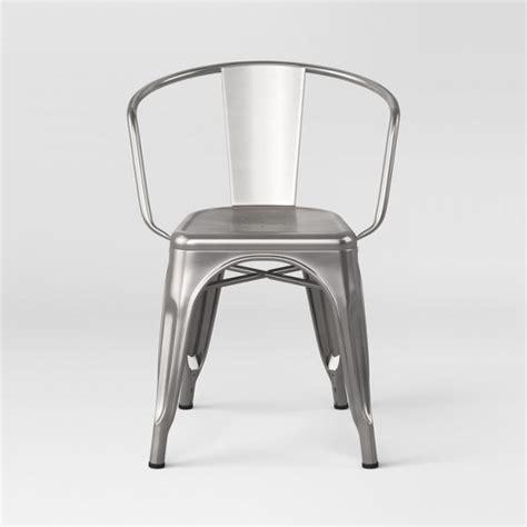 carlisle metal dining chair set of 2 target