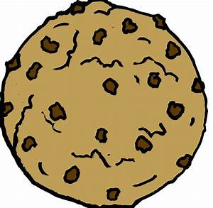 Chocolate chip cookie clipart 2 - Clipartix