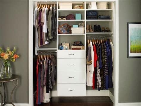 ideas small walk in closet ideas small walk in