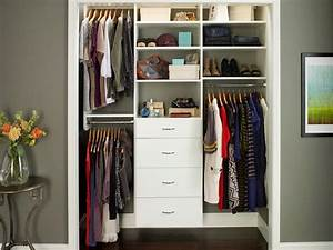 Functional closet organization ideas for small space for Functional closet organization ideas for small space