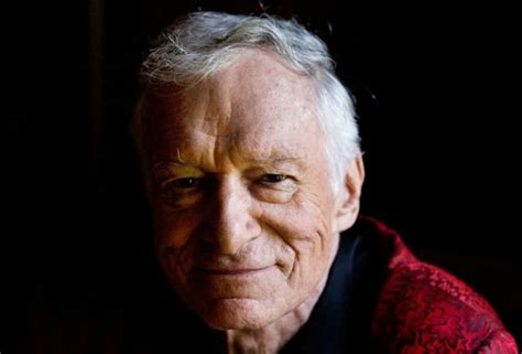 American icon Hugh Hefner, who introduced the world to ...