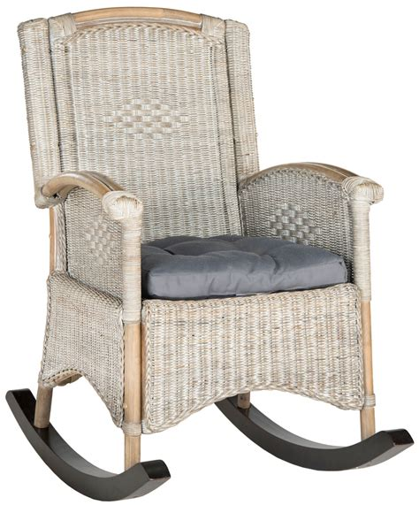 safavieh furniture sea8034a rocking chairs furniture by safavieh