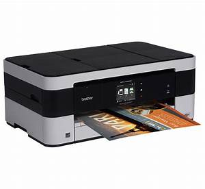 amazoncom brother printer mfcj4420dw wireless color With 11x17 scanner with document feeder