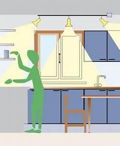 Deckenleuchten Spots Ideen : licht in der k che elektro leuchten ~ Markanthonyermac.com Haus und Dekorationen