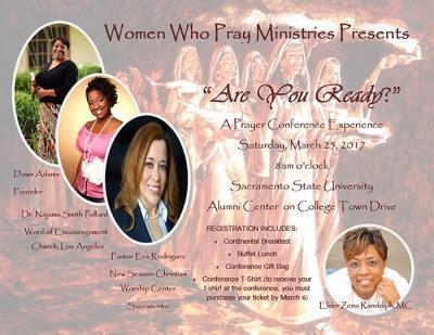 women  pray ministries presents   ready prayer