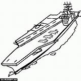 Carrier Aircraft Coloring Navy Nimitz Class Drawing Ship Uss Sketch Battleship Template Getcolorings Jet Cvn Printable Coloringsky Getdrawings sketch template
