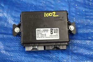 2015 Ford Mustang Ecoboost Fastback Ecu Communication Sync