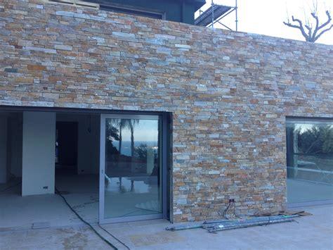 habillage de habillage de mur en parements quartzite r 233 alisation