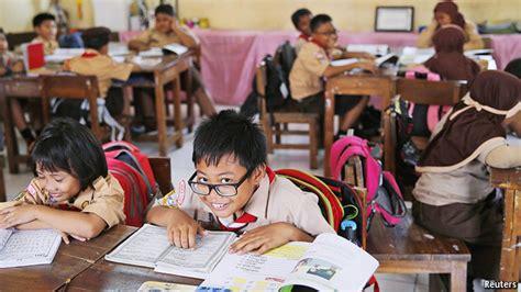 schools  education  indonesia