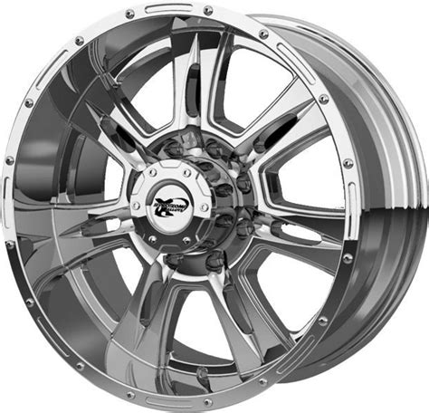 pro comp wheels and tires 6047 7985 pro comp series 6047 chrome alloy wheel with 5x5 5 bolt