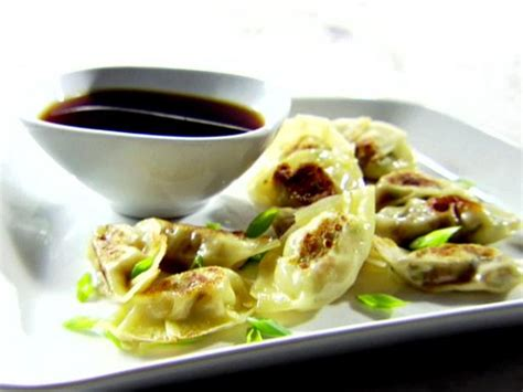 recipe chicken pot stickers recipe sandra lee