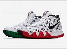 Nike Kyrie 4 BHM Equality AQ9231900 SneakerNewscom