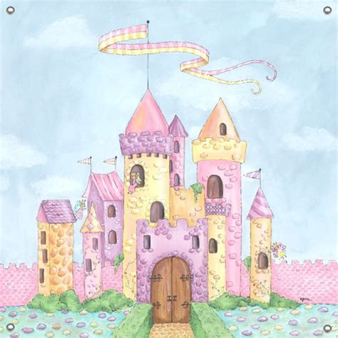 Fathead Princess Wall Decor by Castle Wall Mural