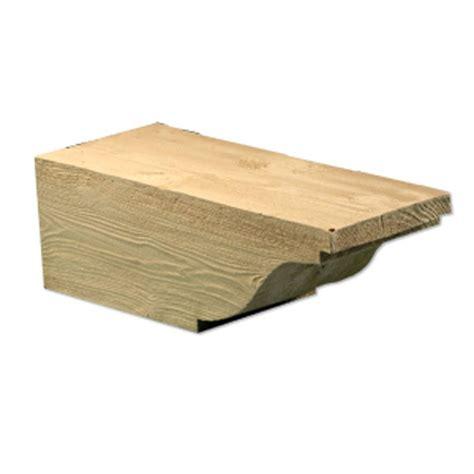 Fypon Corbels by Fypon 8 1 2 In X 7 In X 20 In Polyurethane Wood Grain
