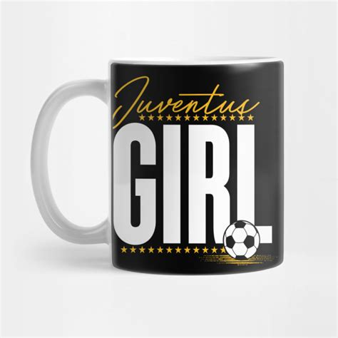 Juventus Fan Soccer Girl - Juventus Fc - Tazza | TeePublic IT