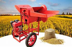 Wheat Thresher    Rice Thresher For Sale